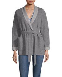 Weekend by Maxmara - Desy Double Faced Wool Jacket - Lyst