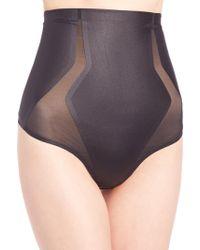 Spanx - Haute Contour High-waist Thong - Lyst