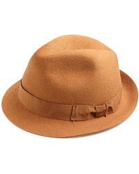 Barbisio - Wool Panama Hat - Lyst