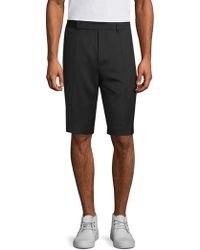 Helmut Lang - Tailored Fitted Shorts - Lyst