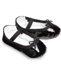 Bloch - Baby's Cha Cha Patent Leather Ballet Flats - Lyst