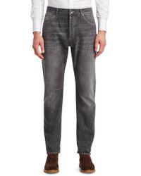 Brunello Cucinelli - Leisure-fit Jeans - Lyst