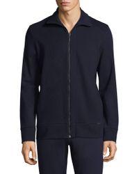 Hanro - Benjamin Full-zip Stretch Jacket - Lyst