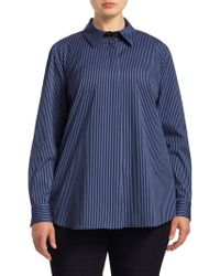 Lafayette 148 New York - Brody Blouse - Lyst