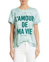 Cinq À Sept - Love Of My Life T-shirt - Lyst
