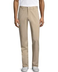 Bonobos - Washed Stretch Cotton Pants - Lyst