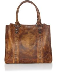 Frye - Melissa Leather Tote - Lyst