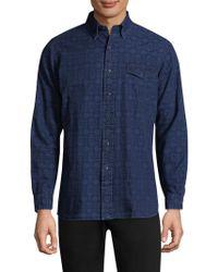 Polo Ralph Lauren - Yarn Dyed Pattern Shirt - Lyst