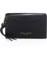 Marc Jacobs - Recruit Leather Wallet - Lyst