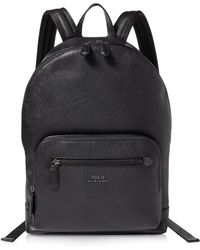 Polo Ralph Lauren - Pebbled Jacquard Backpack - Lyst