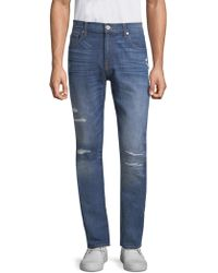 7 For All Mankind - Adrien Slim Fit Jeans - Lyst