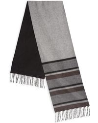 Saks Fifth Avenue - Collection Multi-stripe Scarf - Lyst