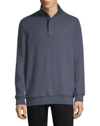 Surfside Supply | Regular-fit Quinoa Terry Quarter-zip Sweatshirt | Lyst