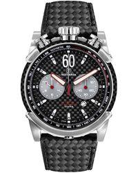 CT Scuderia Fibra Di Carbonio Stainless Steel Watch - Metallic
