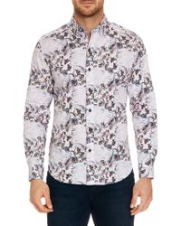 Robert Graham - Andale Tailored-fit Shirt - Lyst
