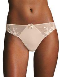 Simone Perele - Andora Cotton Cheeky Panty - Lyst