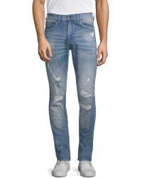 PRPS - Windsor Slim-fit Distressed Jeans - Lyst
