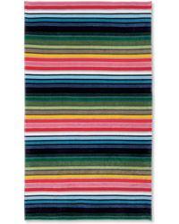 Sonia Rykiel - Rue De Grenelle Terry Striped Beach Towel - Lyst