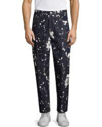 3.1 Phillip Lim - Painted Denim Jeans - Lyst
