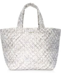 MZ Wallace - Large Quilted Metro Tote - Lyst