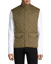 Barbour - Lowerdale Quilted Vest - Lyst