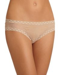Natori Foundations - Bliss Lace Girl Brief - Lyst