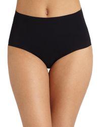 Commando - Women's High-rise Panty - Black - Size M/l - Lyst