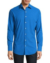 Peter Millar | Regular-fit Printed Shirt | Lyst