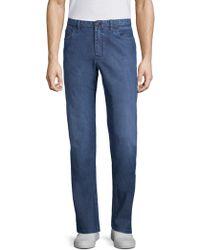 Brioni | Essential Boot Cut Fit Jeans | Lyst