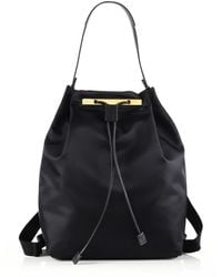 The Row - Nylon Backpack 11 - Lyst