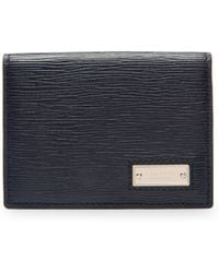 Bally - Balder Leather Card Holder - Lyst