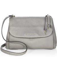 Marc Jacobs | Boho Grind Leather Messenger Bag | Lyst