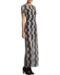 Diane von Furstenberg - Short-sleeve Jumpsuit - Lyst