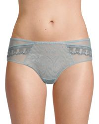 Maison Lejaby - Romance Embroidered Panty - Lyst