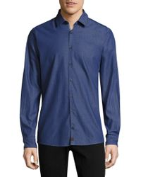 Strellson - Sidney Button-down Shirt - Lyst