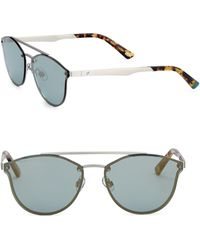 Web - 59mm Round Sunglasses - Lyst