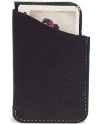 Robert Graham - Vincent Printed Leather Slider Wallet - Lyst