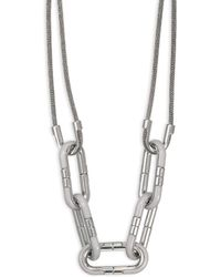 Lafayette 148 New York - Libre Link Necklace - Lyst