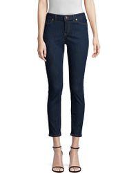 ESCADA - Skinny Cropped Jeans - Lyst