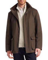 Loro Piana - Winter Voyager Cashmere Overcoat - Lyst
