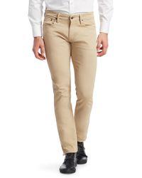 Ralph Lauren Purple Label - Thomson Stretch Slim-fit Trousers - Lyst