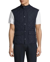 Barbour - Lowerda Vest - Lyst