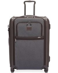 3af8edf59 Tumi Alpha Bravo Kirtland Continental Expandable Carry-on Spinner Suitcase  in Blue for Men - Lyst