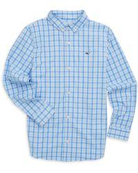 Vineyard Vines - Little Boy's & Boy's Whale Shirt - Lyst