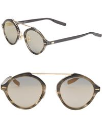 Dior Homme - Diorsystems 50mm Aviator Sunglasses - Lyst
