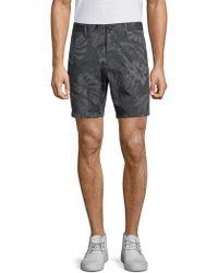Michael Kors - Tropical-print Shorts - Lyst