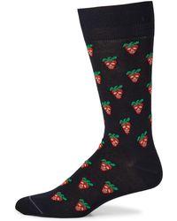 Paul Smith - Mini Strawberry Knitted Socks - Lyst