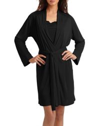 Natori Piccadilly Long Nightgown - Lyst 4aeb641a5