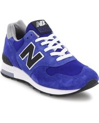 New Balance - 1400 Explore By Air Suede Trainers - Lyst