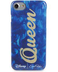 Edie Parker - Queen Iphone Case - Lyst